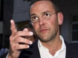 we know where you live: astonishing threat made by james murdoch to the head of ofcom over bskyb takeover bid